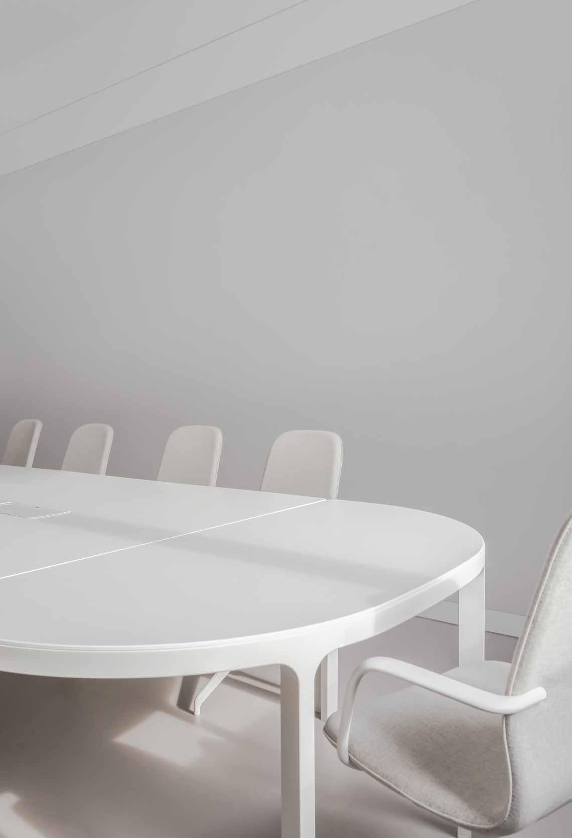 Dự án FG OFF – Một văn phòng không gian hình học màu cam -3