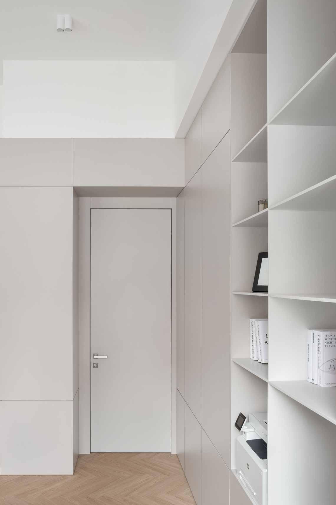 Dự án FG OFF – Một văn phòng không gian hình học màu cam -10