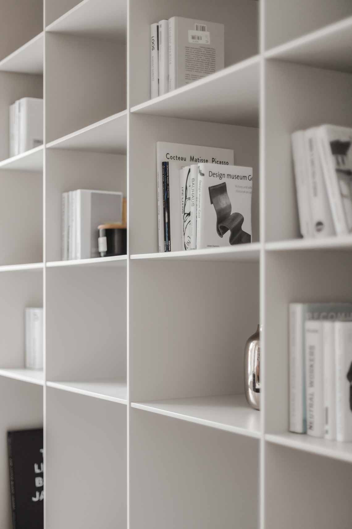 Dự án FG OFF – Một văn phòng không gian hình học màu cam -16