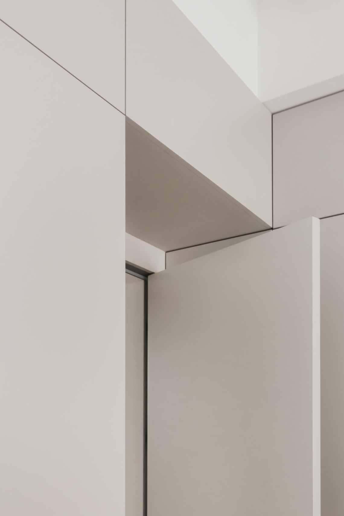 Dự án FG OFF – Một văn phòng không gian hình học màu cam -21