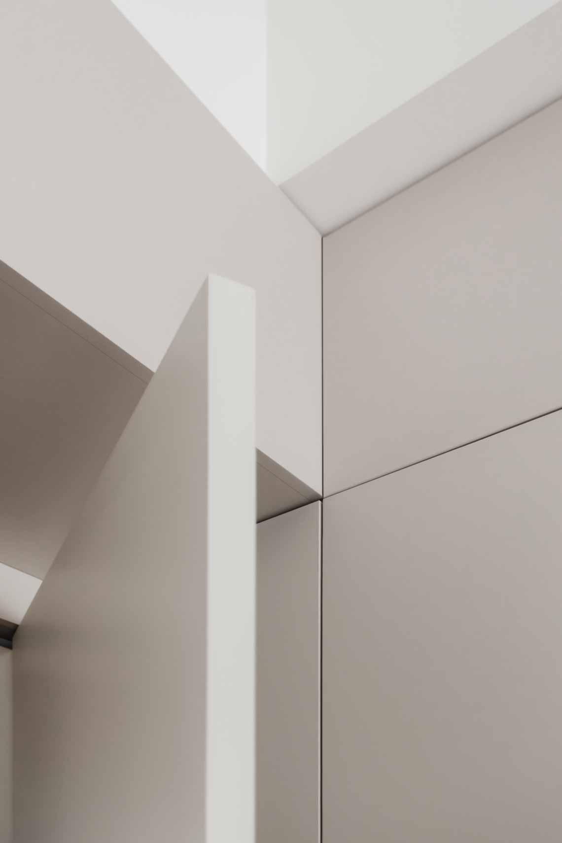 Dự án FG OFF – Một văn phòng không gian hình học màu cam -23