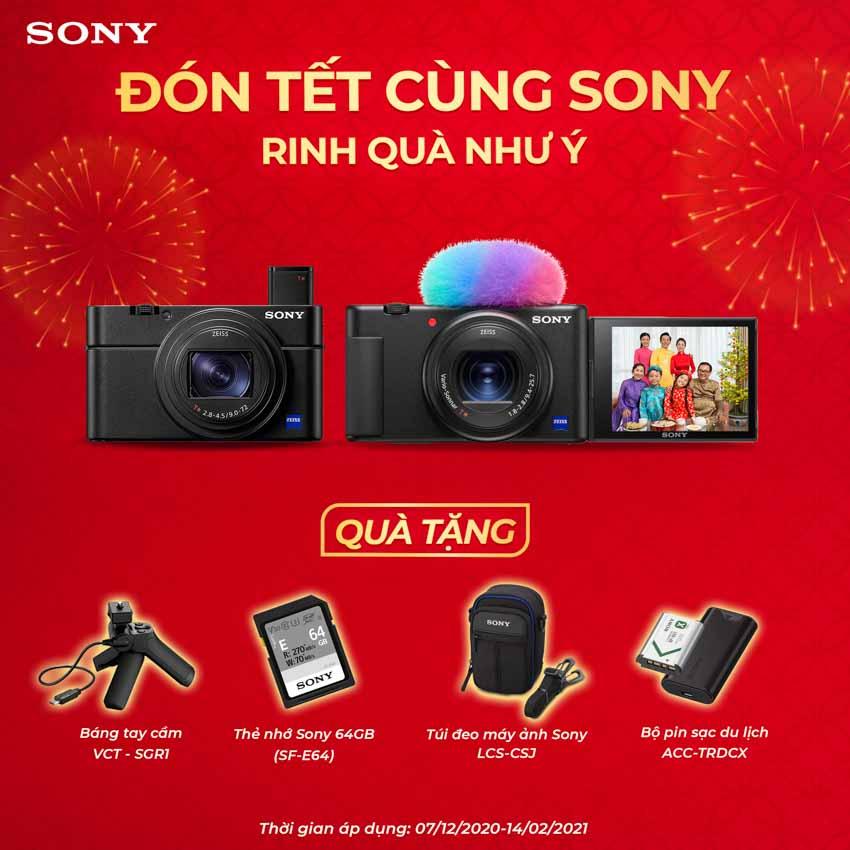 Khuyến mãi Tết 'Cùng Sony đón Xuân – Hân hoan khởi đầu mới' -1