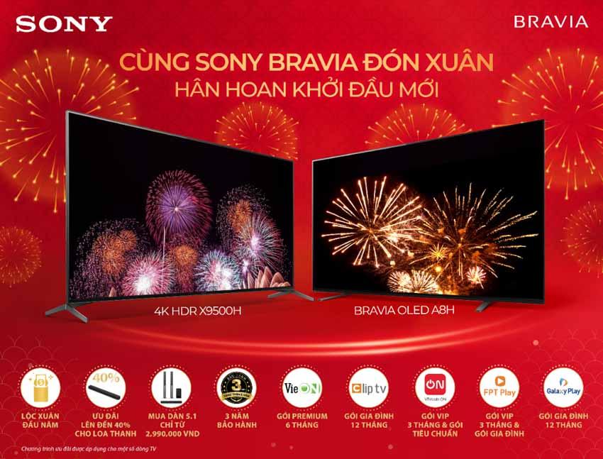 Khuyến mãi Tết 'Cùng Sony đón Xuân – Hân hoan khởi đầu mới' -4