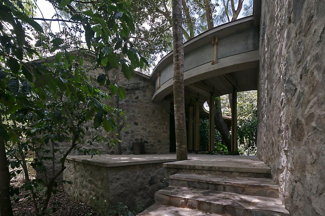 Lạc bước vào biệt thự Amacueca House giữa rừng - 9