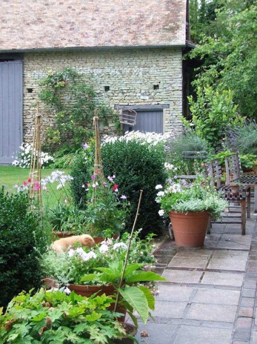 24 Ý tưởng Cảnh quan Vườn: Vườn Anh - 15