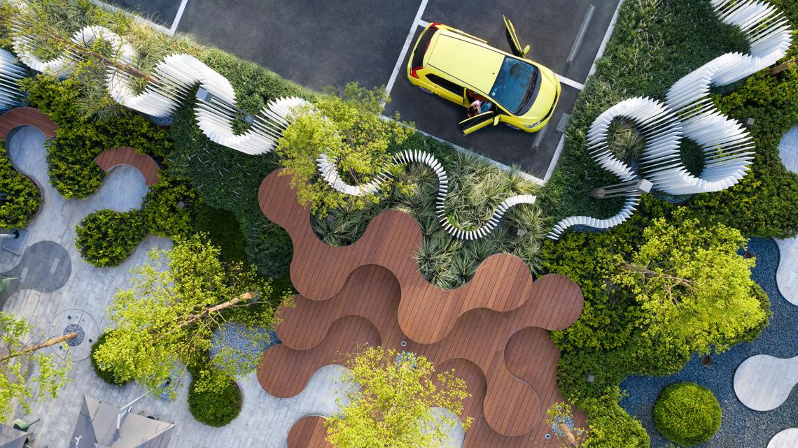 Công viên treo Hyperlane Linear Sky Park - Con người và Thiên nhiên - 22