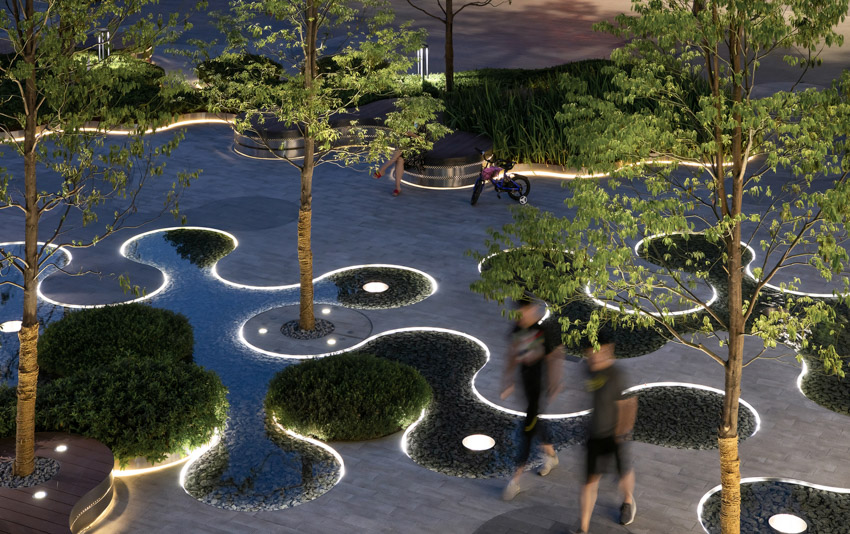 Công viên treo Hyperlane Linear Sky Park - Con người và Thiên nhiên - 19