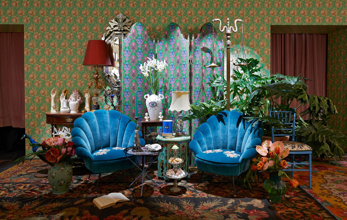 Khi Gucci là nhà thiết kế nội thất? - 2