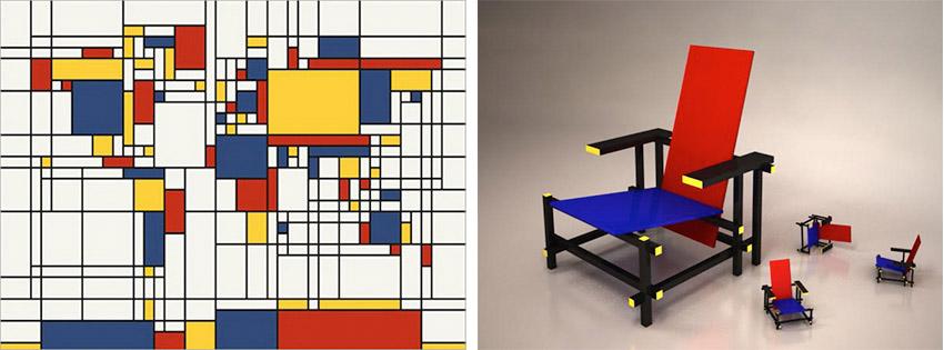 Chiêm ngưỡng căn hộ màu sắc cảm hứng từ tác phẩm của họa sĩ Piet Mondrian-12