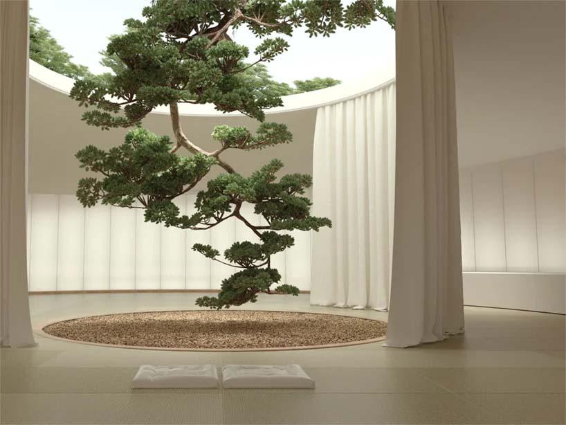 Bộ sưu tập siêu thực về 'Khu vườn Nhật Bản' - 02