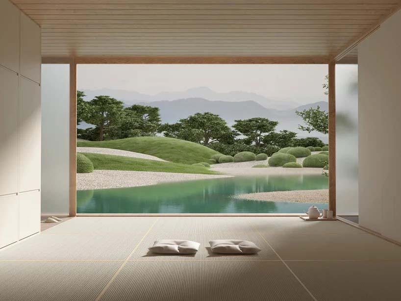 Bộ sưu tập siêu thực về 'Khu vườn Nhật Bản' - 04