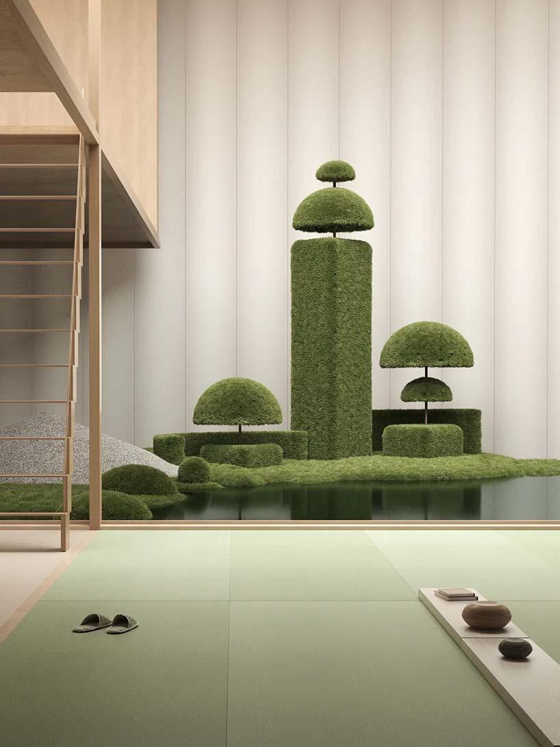 Bộ sưu tập siêu thực về 'Khu vườn Nhật Bản' - 05