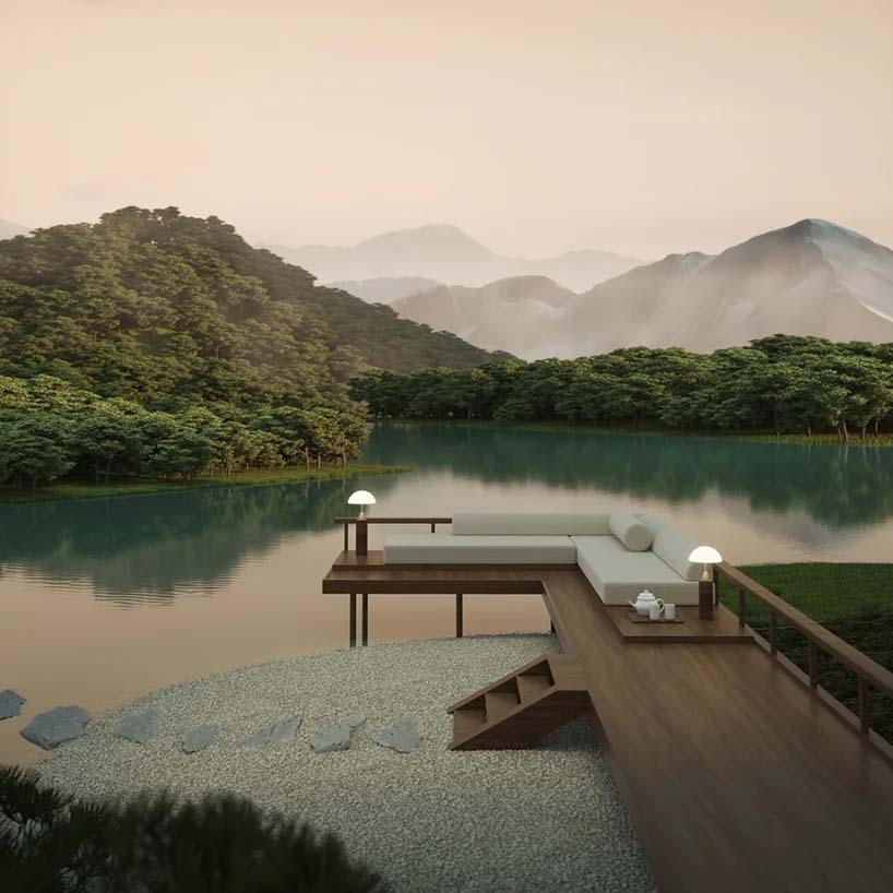 Bộ sưu tập siêu thực về 'Khu vườn Nhật Bản' - 08