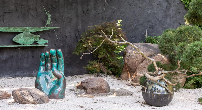 Xuân, Hạ, Thu, Đông… câu chuyện về khu vườn - 18