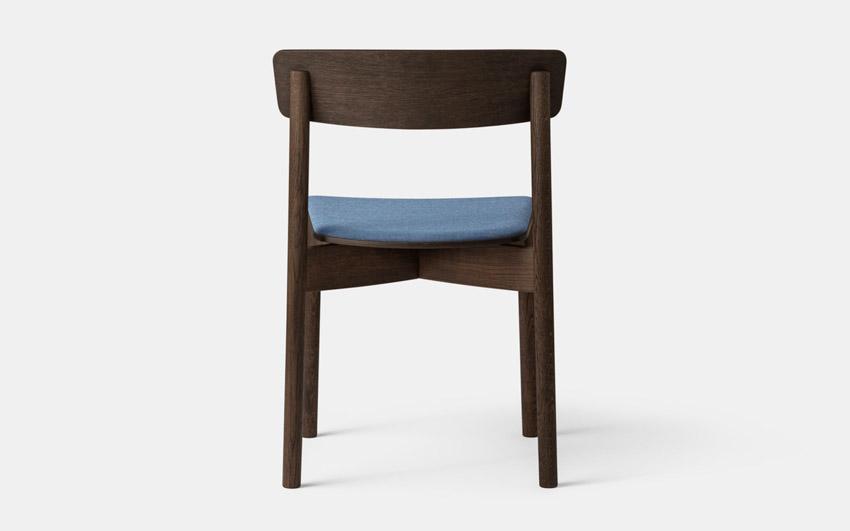 Chiếc ghế đan chéo độc đáo có thể dễ dàng tháo lắp, sửa chữa và tái chế-5