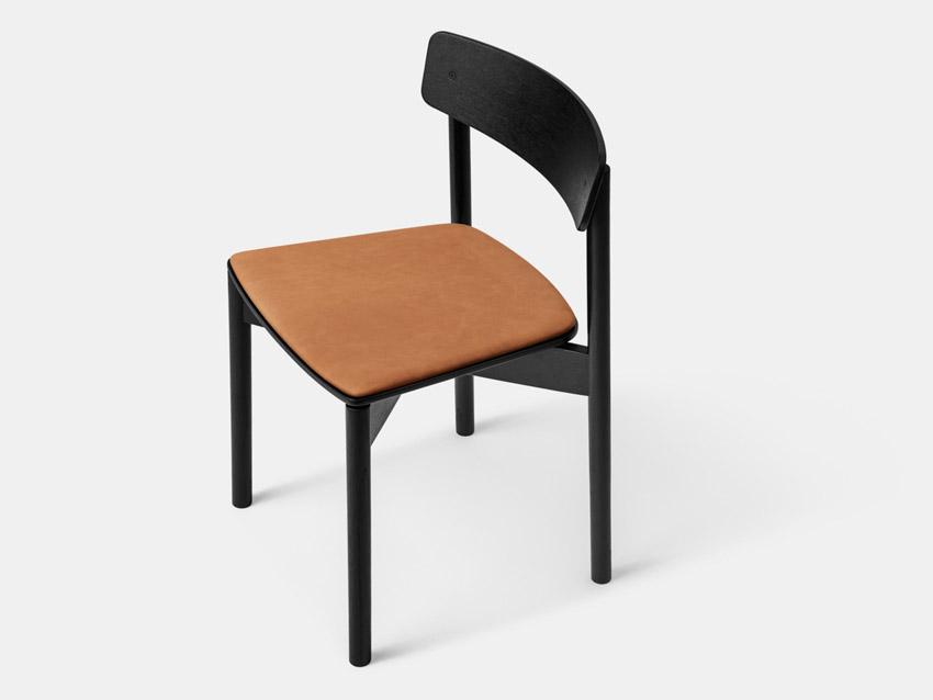 Chiếc ghế đan chéo độc đáo có thể dễ dàng tháo lắp, sửa chữa và tái chế-7