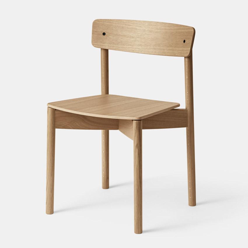 Chiếc ghế đan chéo độc đáo có thể dễ dàng tháo lắp, sửa chữa và tái chế=9