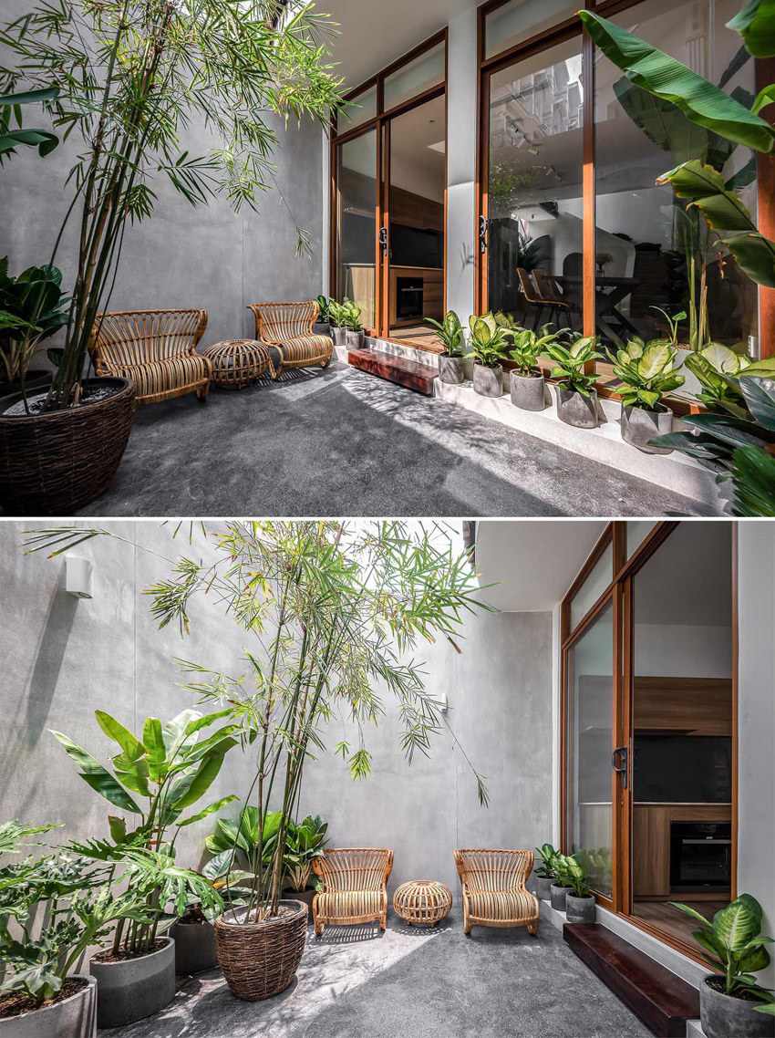 Cửa sổ vượt cỡ tạo nét thiết kế độc đáo cho ngôi nhà ở Sài Gòn-13