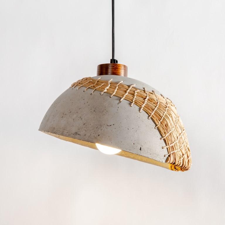 Bộ sưu tập đèn 'Fibre Fables' được làm từ vật liệu thân thiện với môi trường- 12