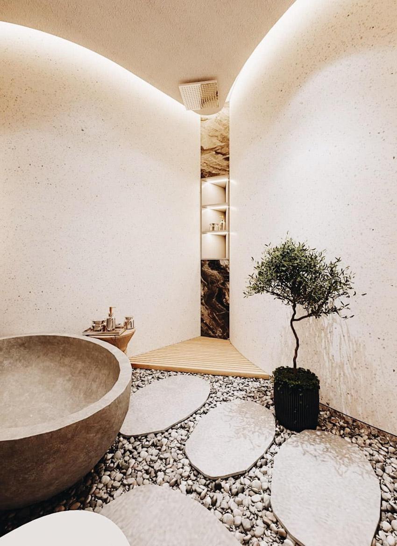 Căn nhà đẹp như mơ 345m2 thiết kế không gian mở, đón thiên nhiên vào nhà - 14