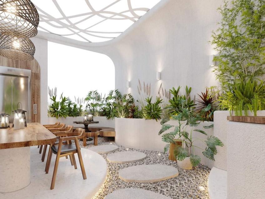Căn nhà đẹp như mơ 345m2 thiết kế không gian mở, đón thiên nhiên vào nhà - 15