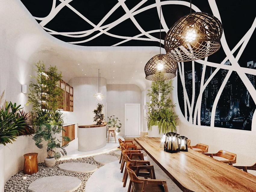 Căn nhà đẹp như mơ 345m2 thiết kế không gian mở, đón thiên nhiên vào nhà - 16