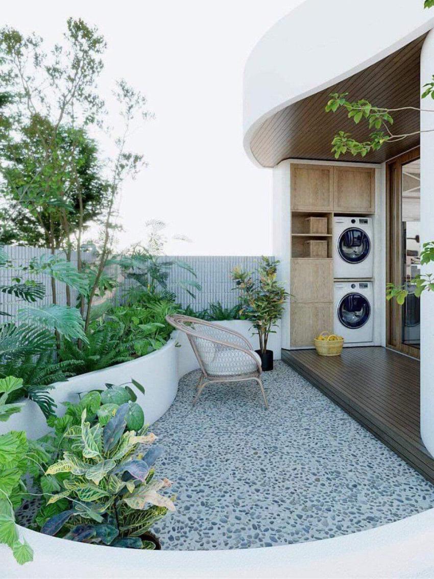 Căn nhà đẹp như mơ 345m2 thiết kế không gian mở, đón thiên nhiên vào nhà - 3