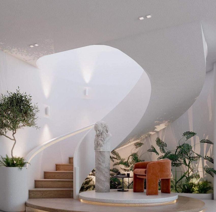 Căn nhà đẹp như mơ 345m2 thiết kế không gian mở, đón thiên nhiên vào nhà - 4