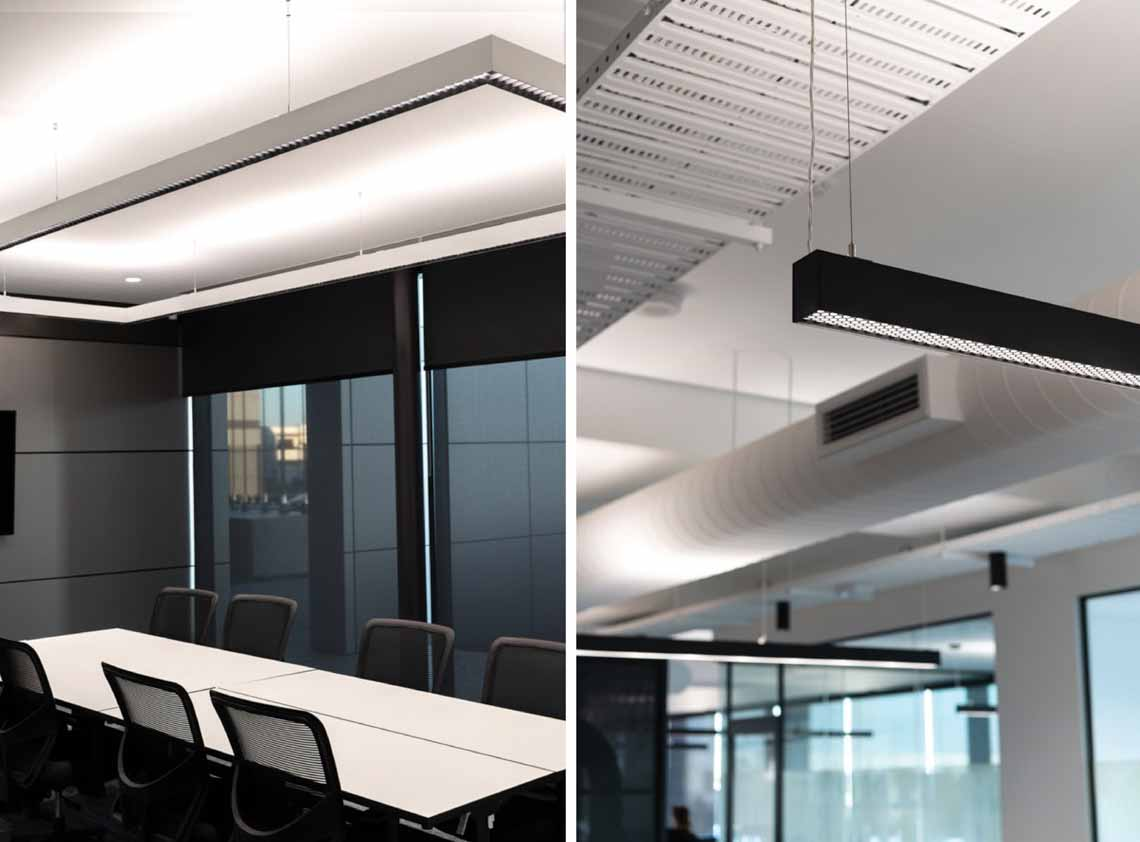 Định nghĩa mới về chiếu sáng văn phòng năm 2021 -5