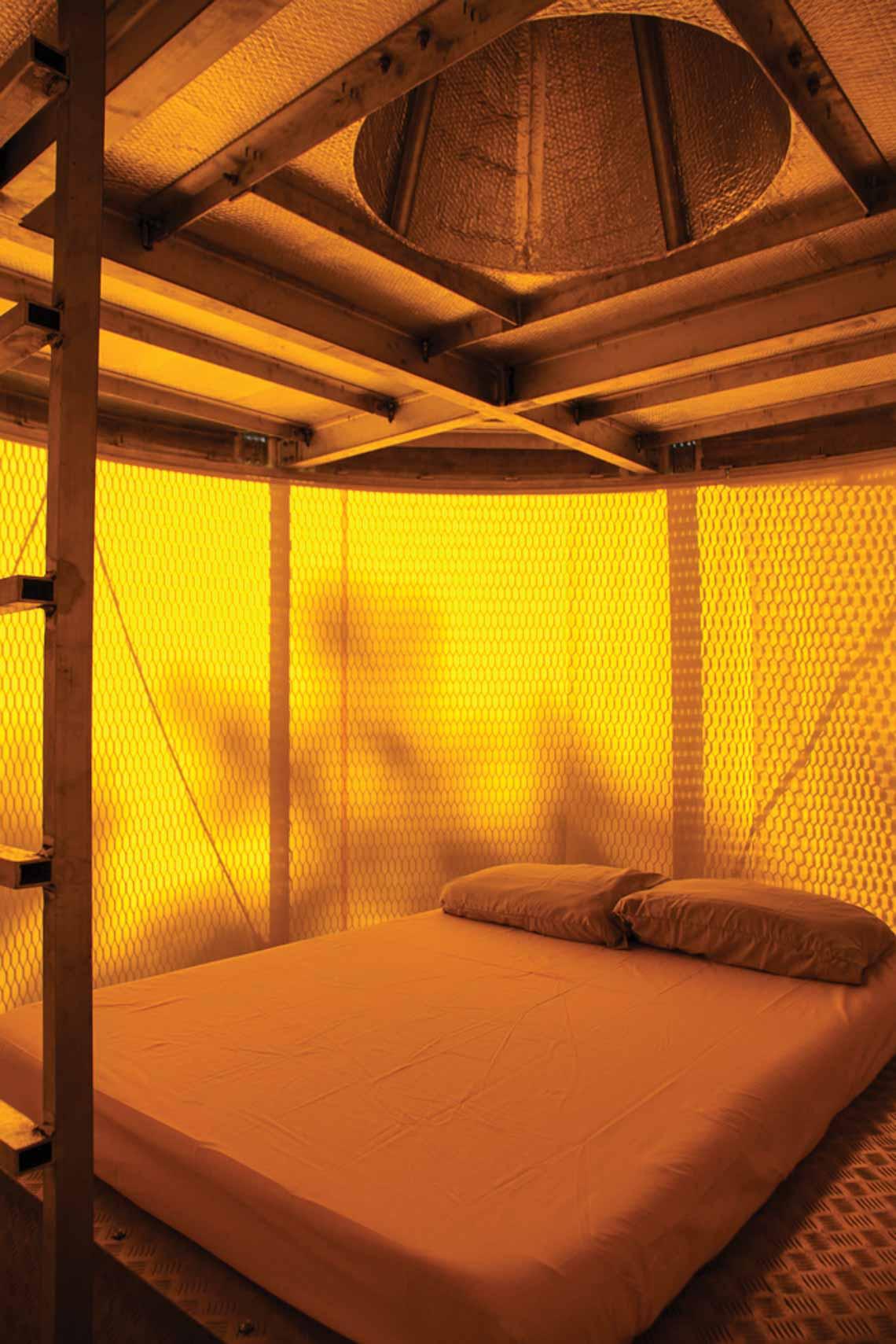 Màu của năm 2021 Pantone: Vàng và xám trong kiến trúc - 12