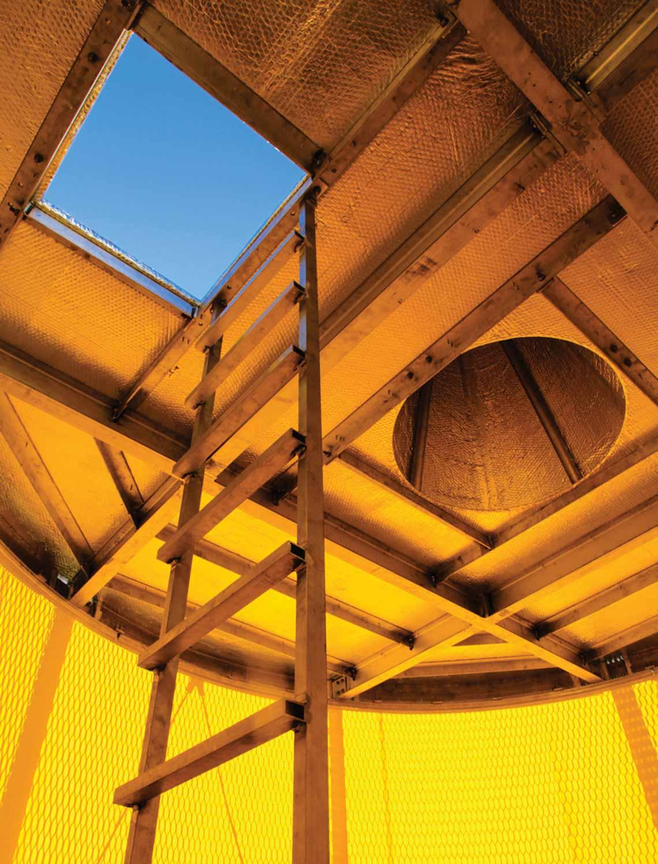Màu của năm 2021 Pantone: Vàng và xám trong kiến trúc - 13