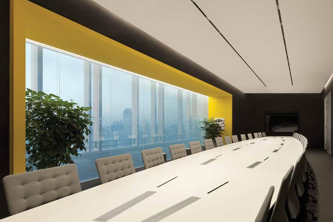 Màu của năm 2021 Pantone: Vàng và xám trong kiến trúc - 16
