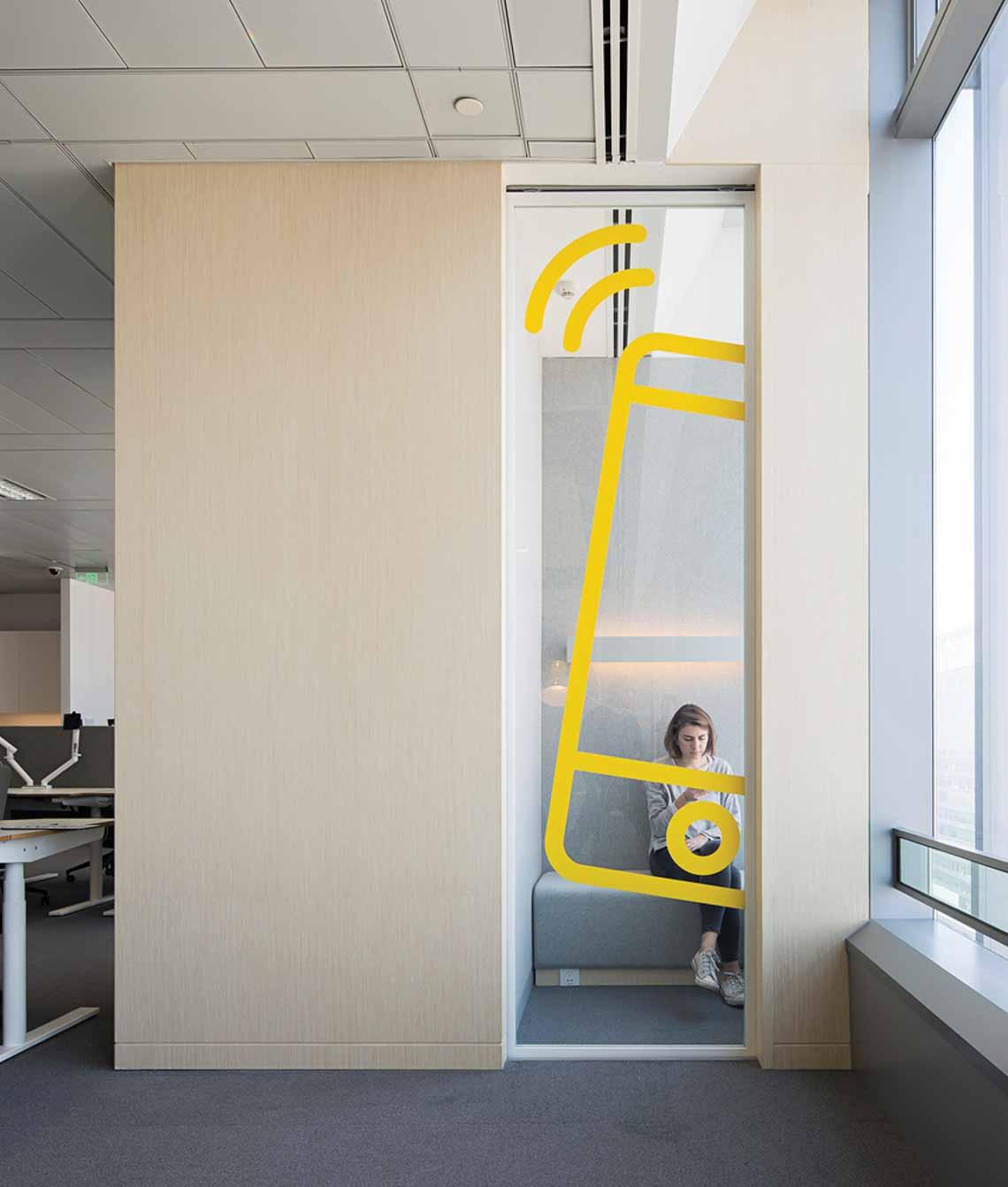 Màu của năm 2021 Pantone: Vàng và xám trong kiến trúc - 17