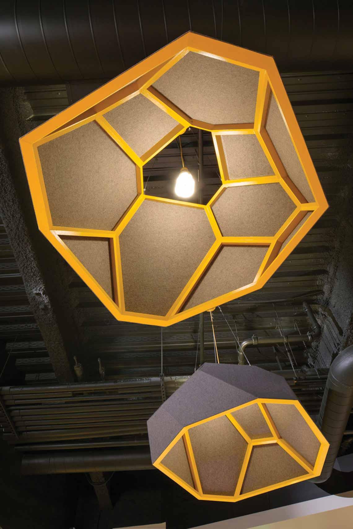 Màu của năm 2021 Pantone: Vàng và xám trong kiến trúc - 25