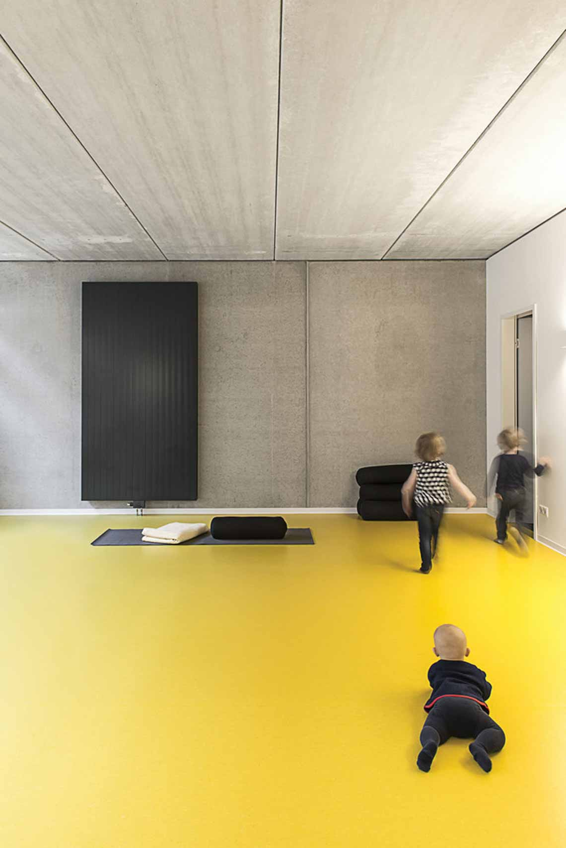 Màu của năm 2021 Pantone: Vàng và xám trong kiến trúc - 28