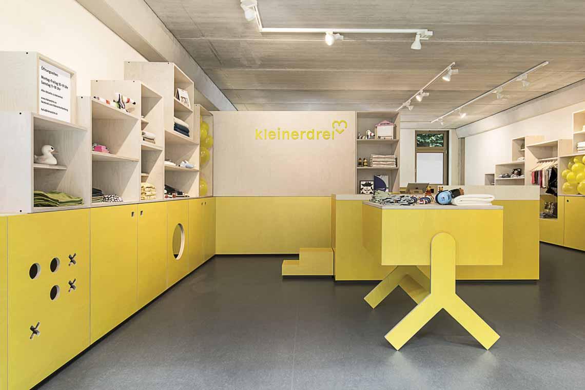 Màu của năm 2021 Pantone: Vàng và xám trong kiến trúc - 30