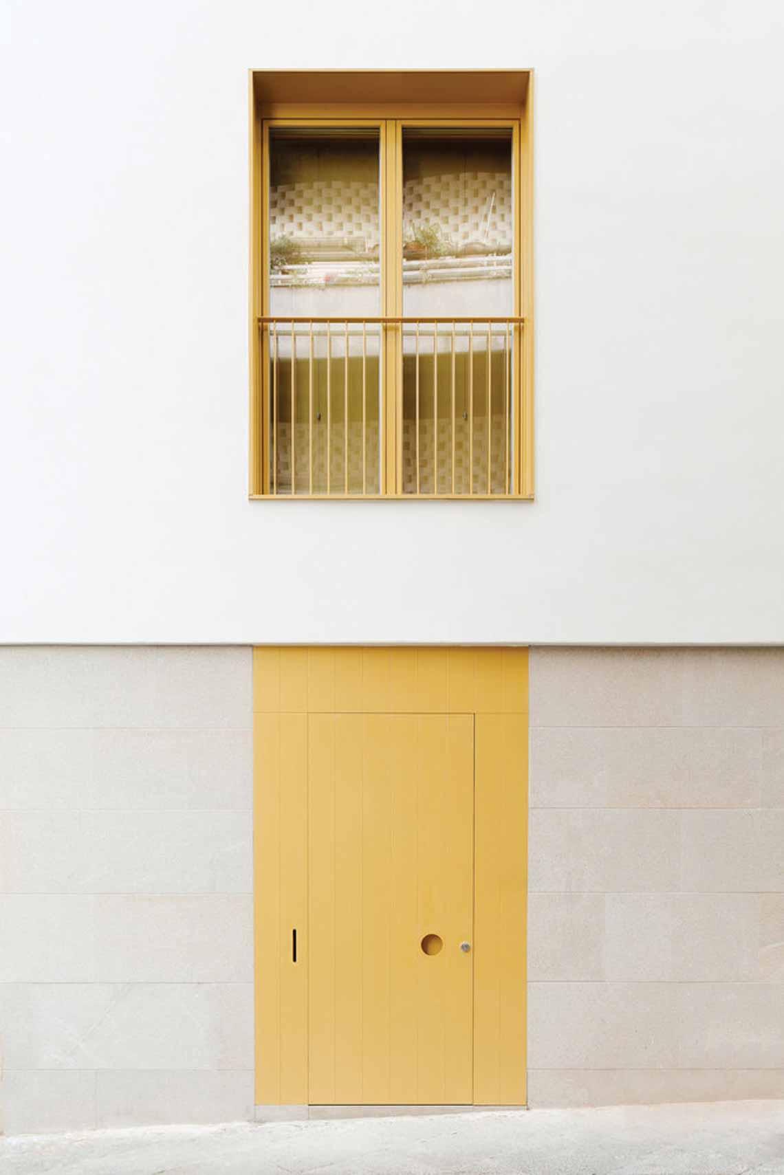 Màu của năm 2021 Pantone: Vàng và xám trong kiến trúc - 42
