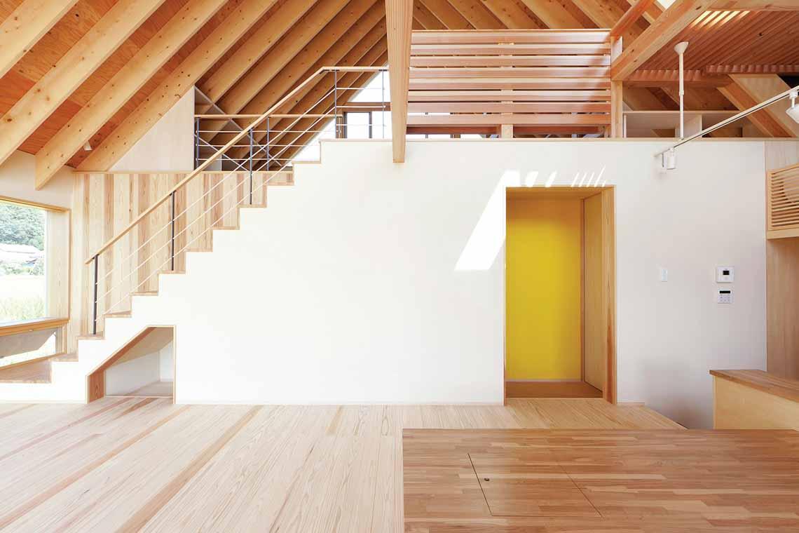 Màu của năm 2021 Pantone: Vàng và xám trong kiến trúc - 55