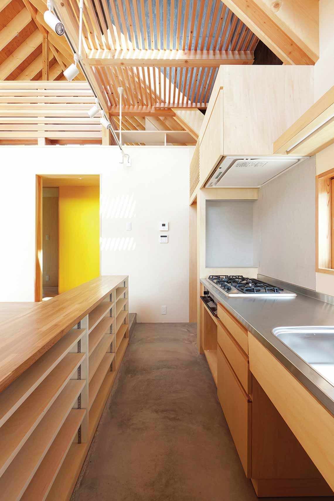 Màu của năm 2021 Pantone: Vàng và xám trong kiến trúc - 56