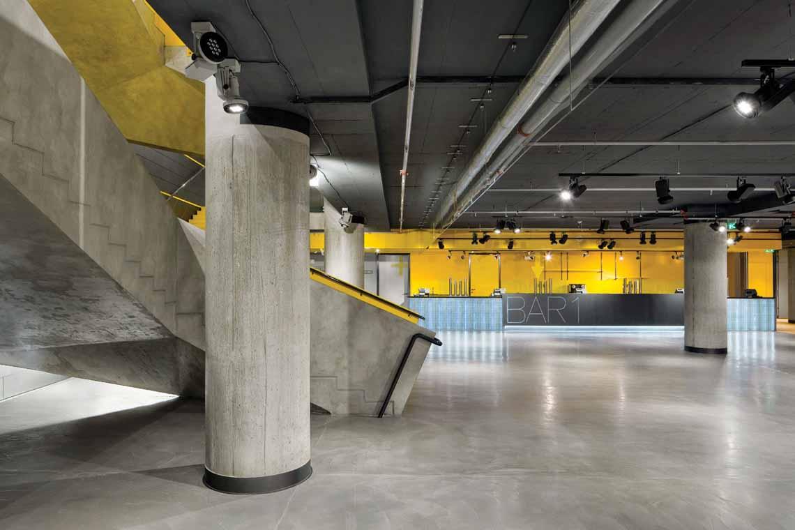 Màu của năm 2021 Pantone: Vàng và xám trong kiến trúc - 59
