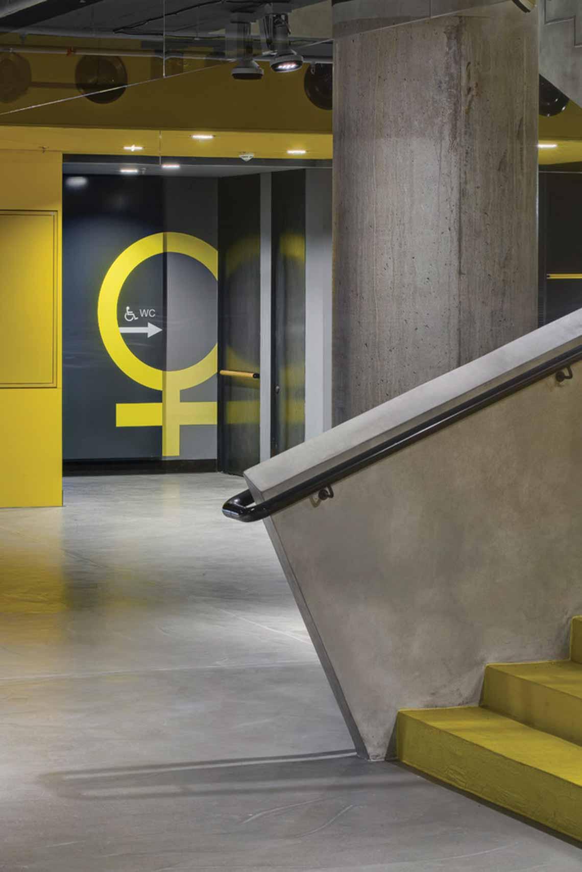 Màu của năm 2021 Pantone: Vàng và xám trong kiến trúc - 62