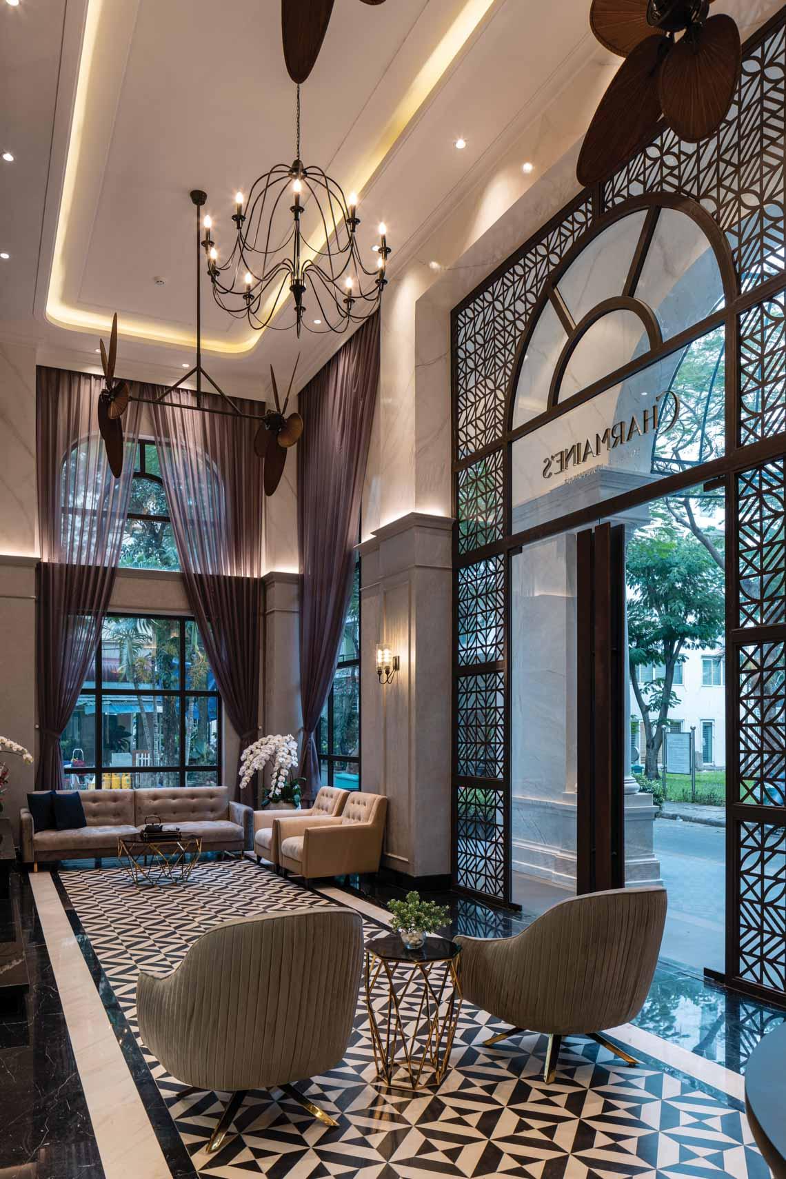 Charmaine's - Một lựa chọn mới để lưu trú ở Sài Gòn - 3