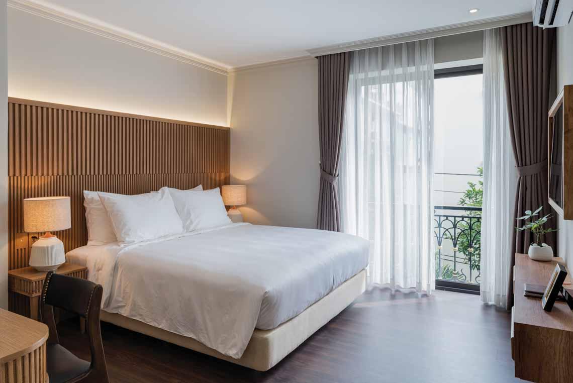 Charmaine's - Một lựa chọn mới để lưu trú ở Sài Gòn - 8