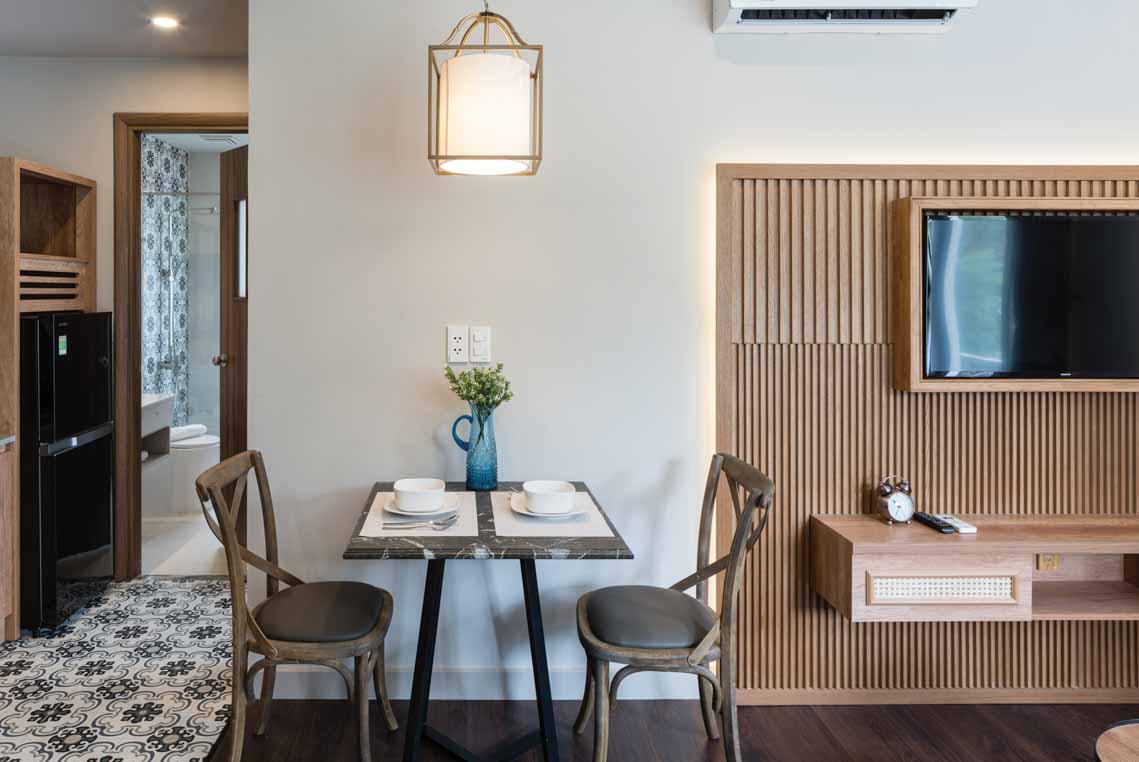 Charmaine's - Một lựa chọn mới để lưu trú ở Sài Gòn - 16