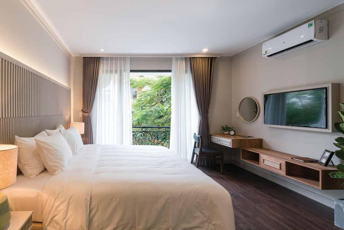 Charmaine's - Một lựa chọn mới để lưu trú ở Sài Gòn - 20