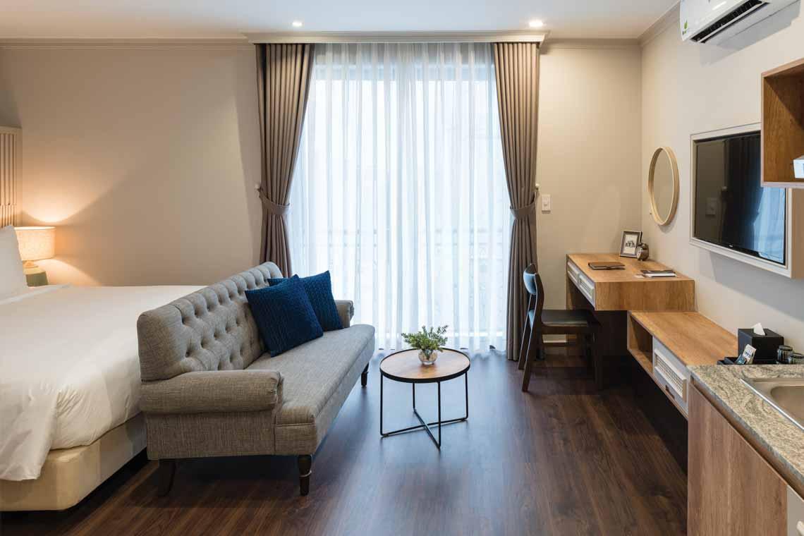 Charmaine's - Một lựa chọn mới để lưu trú ở Sài Gòn - 26