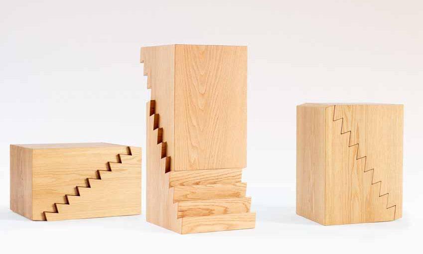 Chiếc bàn có thể điều chỉnh độ cao với thiết kế răng cưa - 6
