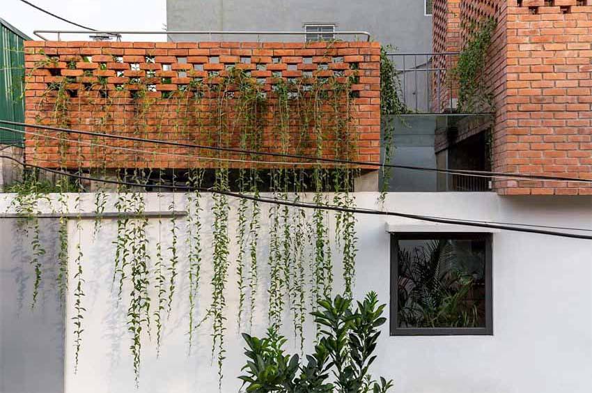 Ngôi nhà ở Hà Nội với không gian ngoài trời trên sân thượng - 8