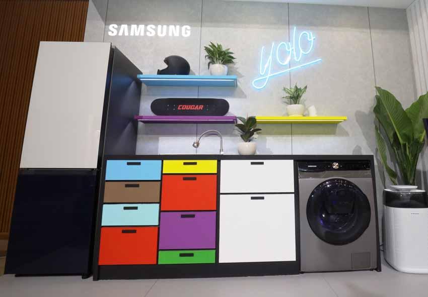 Chính thức ra mắt máy giặt thông minh Samsung AI thế hệ mới - 9