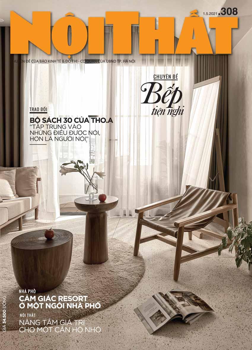 Đón đọc Tạp chí Nội Thất 308 phát hành ngày 01/05 - 1